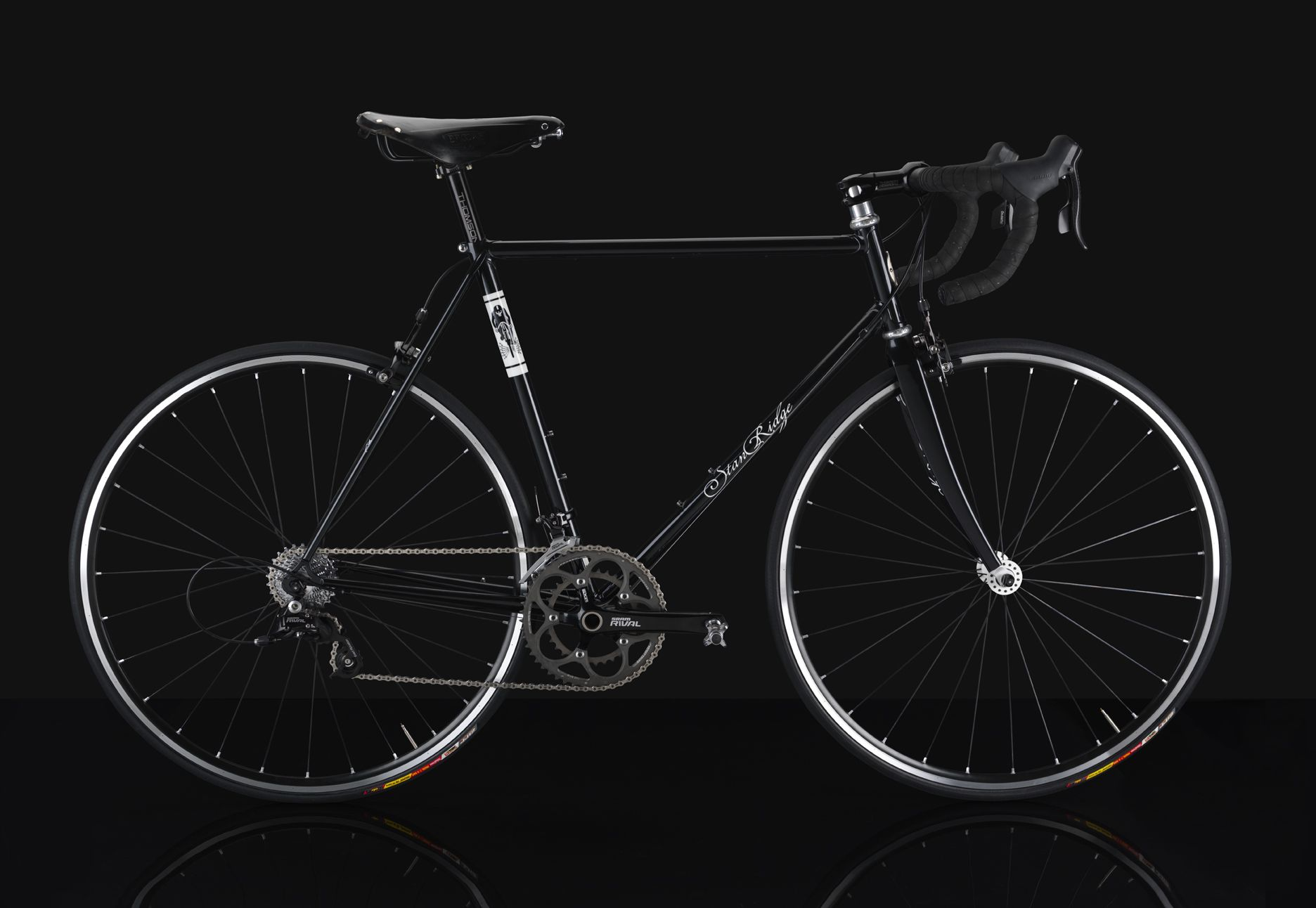 StanRidge Traditional Lugged road bike | Stanridge Speed Bicycles - http://www.stanridgespeed.com/