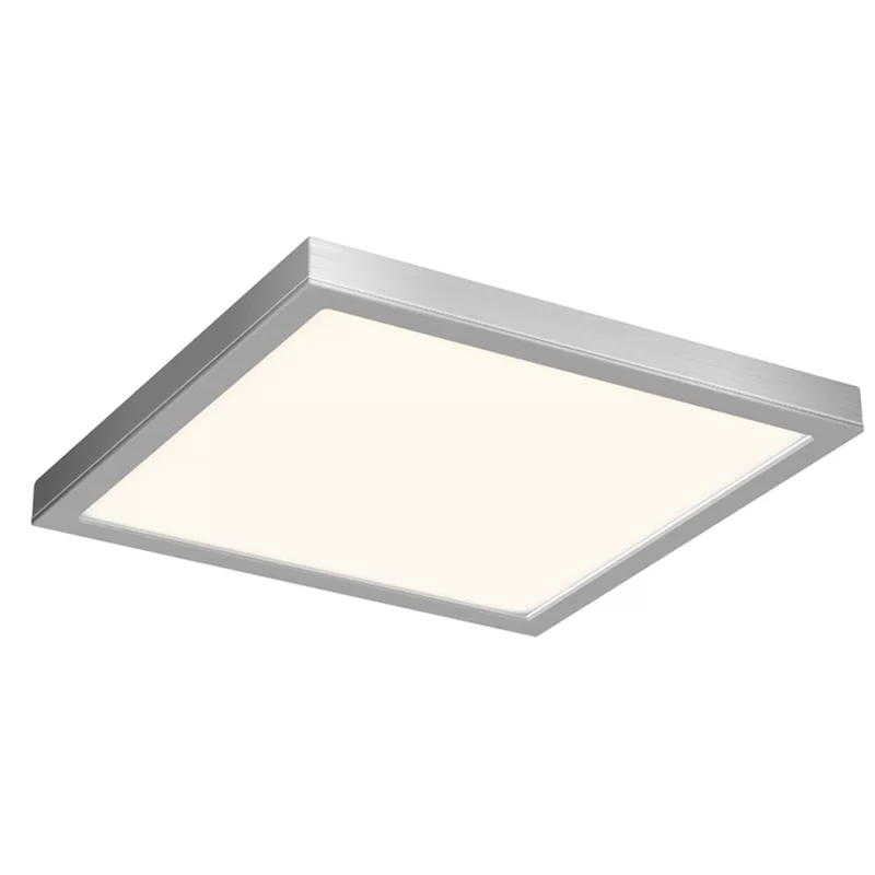 Michel 1 Light 14 Unique Statement Square Led Flush Mount Led Flush Mount Led Led Ceiling