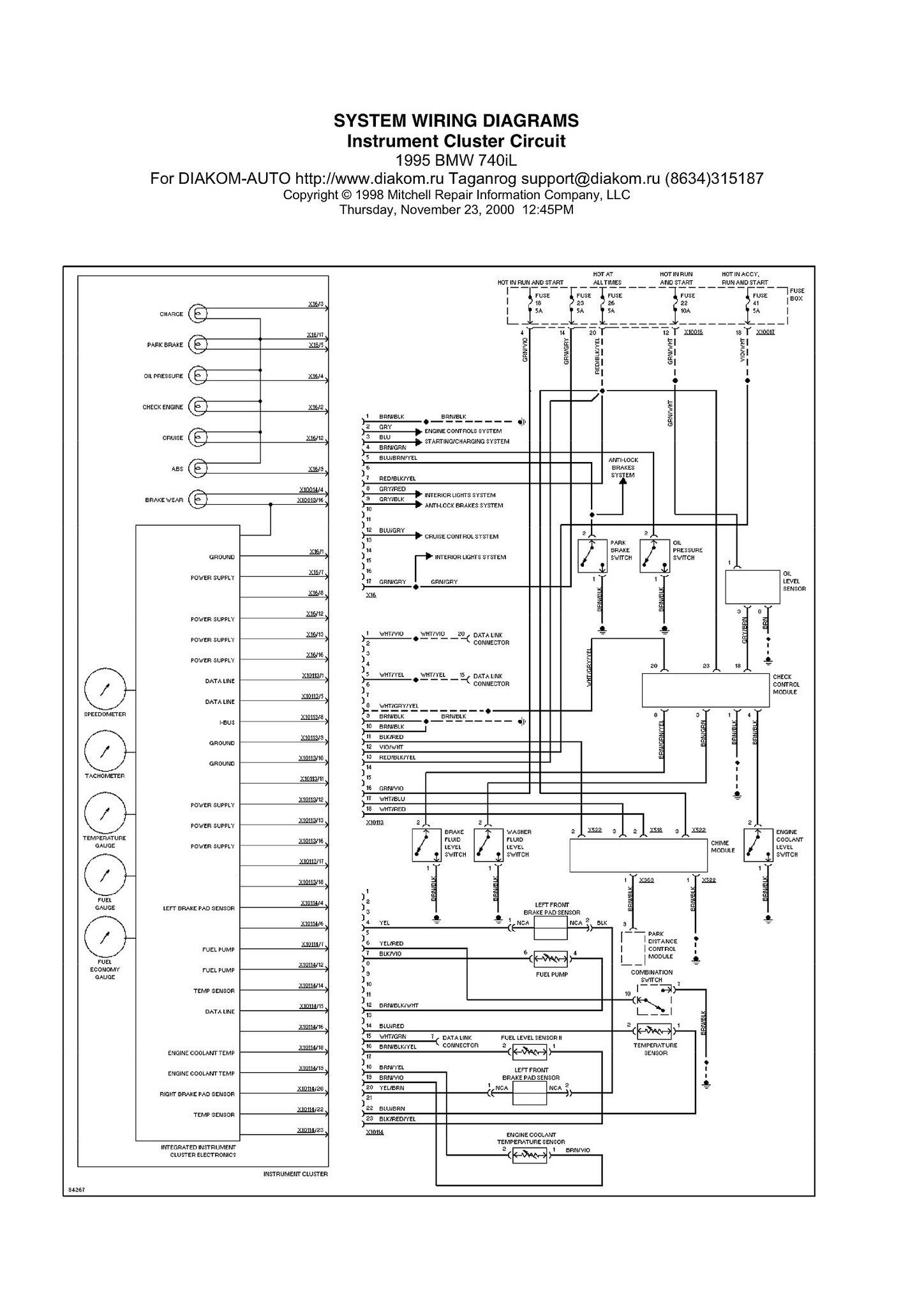 E46 Amp Wiring Diagram