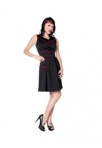 New & I love black & red together!