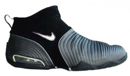 online retailer 095b1 ed903 Nike Air Pippen V (Black Red)