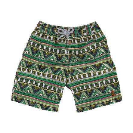 4a8f2fccea Retromarine Aztec-pattern Knee-length Swim Trunks at Barneys.com ...