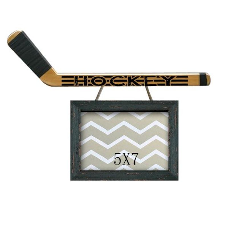 Hanging Hockey Frame 5x7 - The perfect addition to any hockey player ...