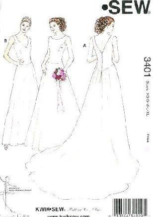 Free Wedding Dress Patterns Free Wedding Dress Patterns Sewing