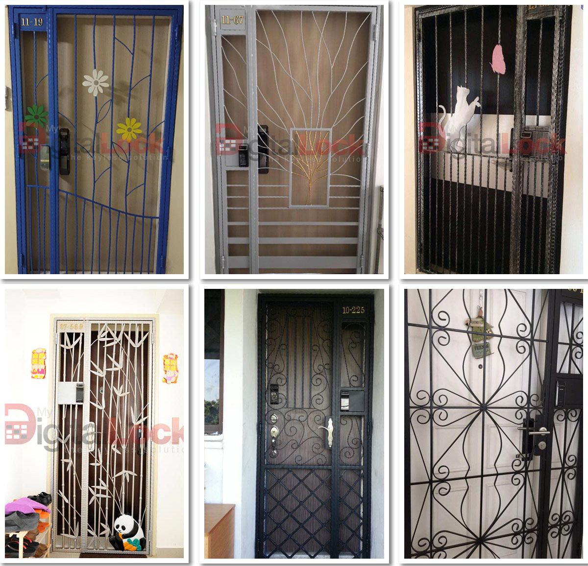 Cb Cf Deafa Steel Gate Wrought Iron Gatesg Also Our Door Factory Have  Chosen Designs That