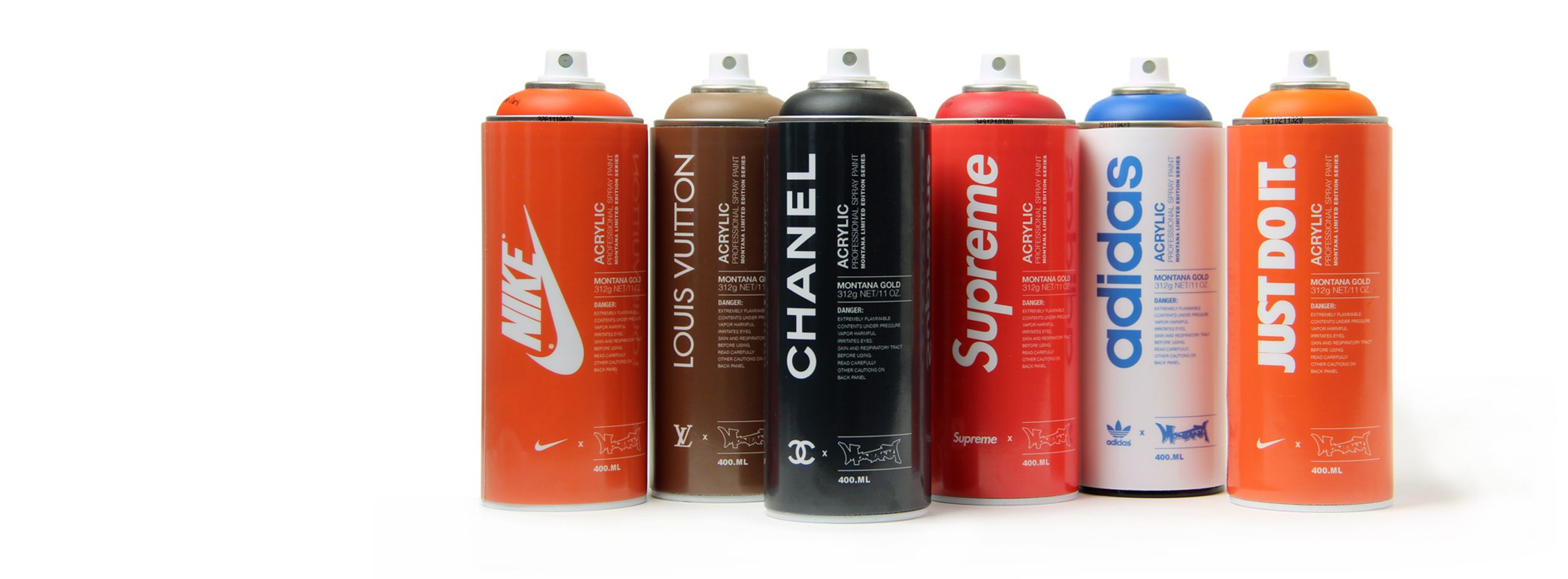 Brands Of Spray Paint Part - 17: Top Fashion Brands As Spray Can By Antonia Brasko | 1 Design Per Day