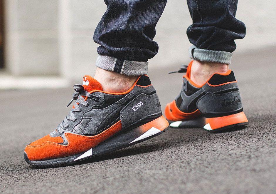 Diadora Rolls Out The V.7000 Premium - SneakerNews.com