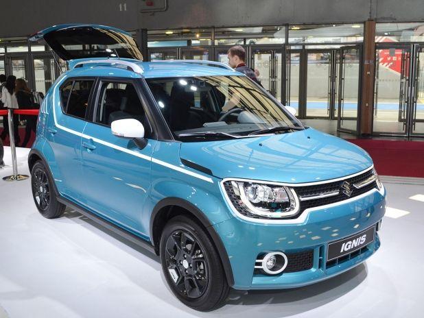 Suzuki Ignis 2017 Preis Update Auto Neuheiten Autos Und