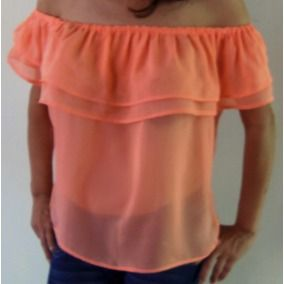 2fe6f94562d7 Resultado de imagen para blusas de chifon juveniles estampadas ...