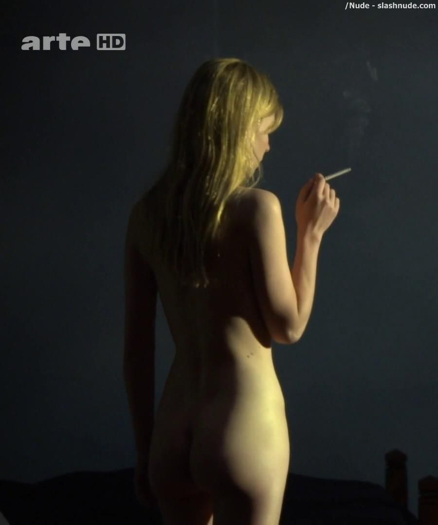 clemence poesy nude