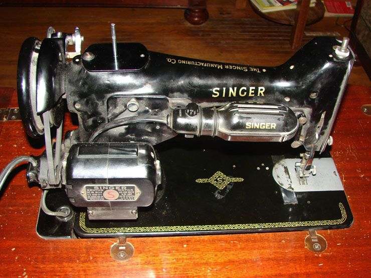 The Vintage Singer Sewing Machine Blog Great Tutorials On Fixing Gorgeous Dave's Sewing Machine Repairs