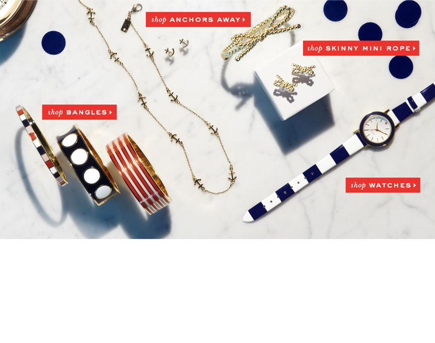 designer jewelry - new arrivals - kate spade new york
