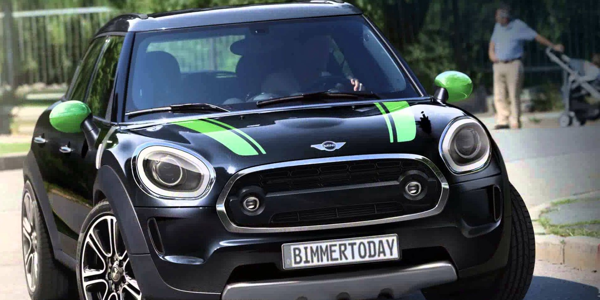 2017 Mini Cooper Countryman Review Redesign And Specs >> 2017 Mini Countryman Specs And Rumor Http Www Abbeyallenart