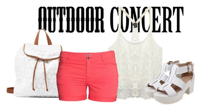 """Summer Concerts #2"" by aisling-loulou ❤ liked on Polyvore"