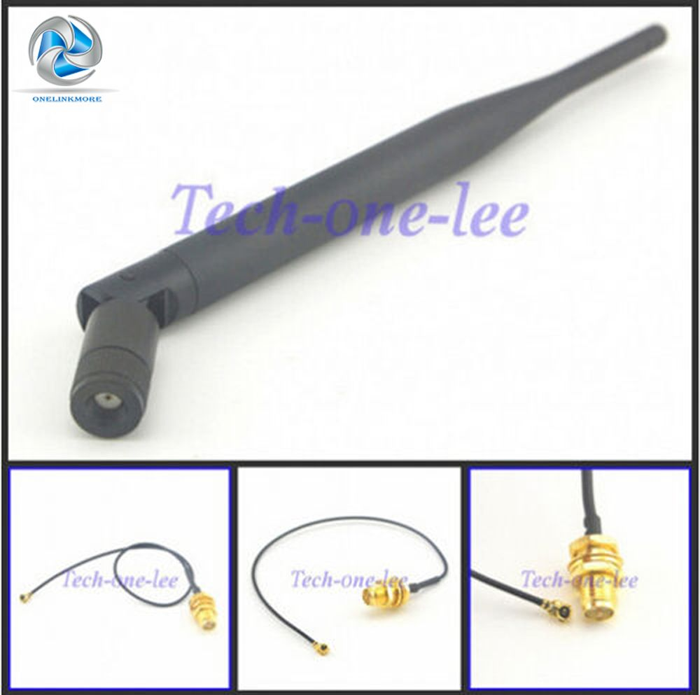 24 Ghz 5dbi Antenna Wireless Rp Sma Male For Pci Card Usb Wifi Pigtail Ufl N Female Directly From China Suppliers Booster Jack To Mini