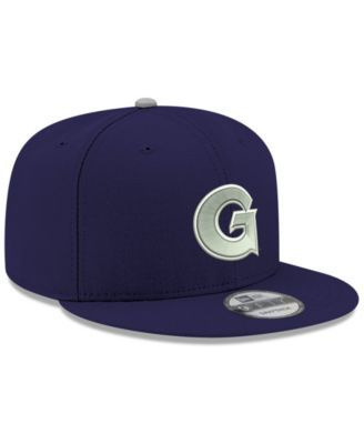 online store 4047e bbe91 New Era Georgetown Hoyas Core 9FIFTY Snapback Cap - Blue Adjustable