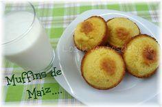 Los Inventos de Lisa: Muffins de Maíz