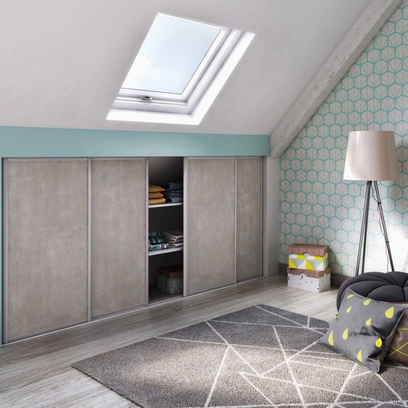 Luxury Dressing Sous Pente Leroy Merlin Idees De Maison Loft Room Bedroom Loft Et Attic Rooms