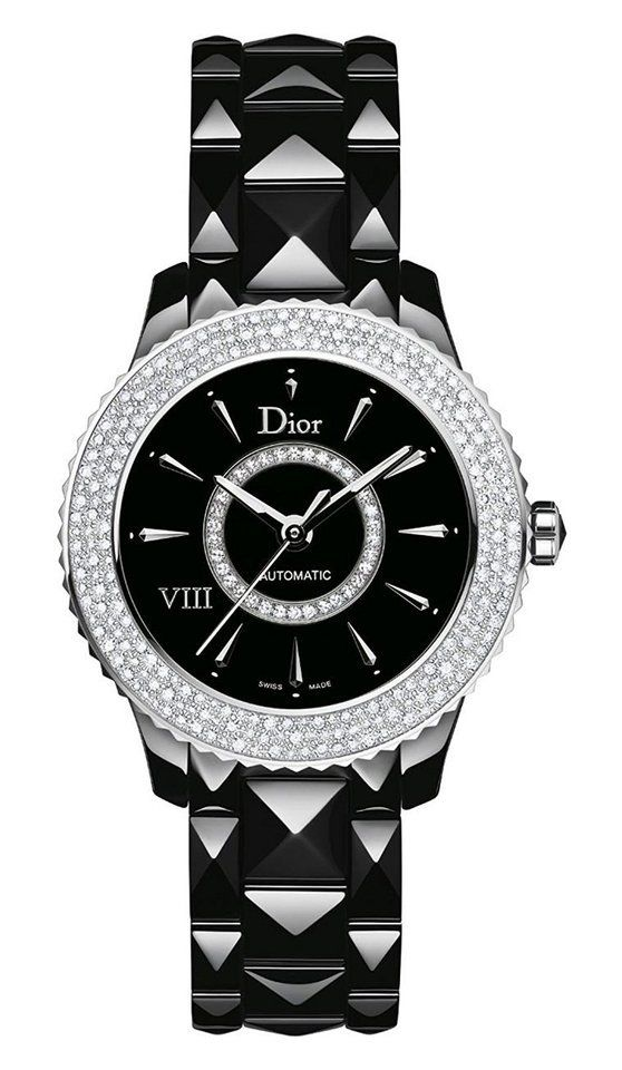 Christian Dior VIII CD1245E2C001 #watch #christiandior #wrist_watches #watches #women #departments #shops