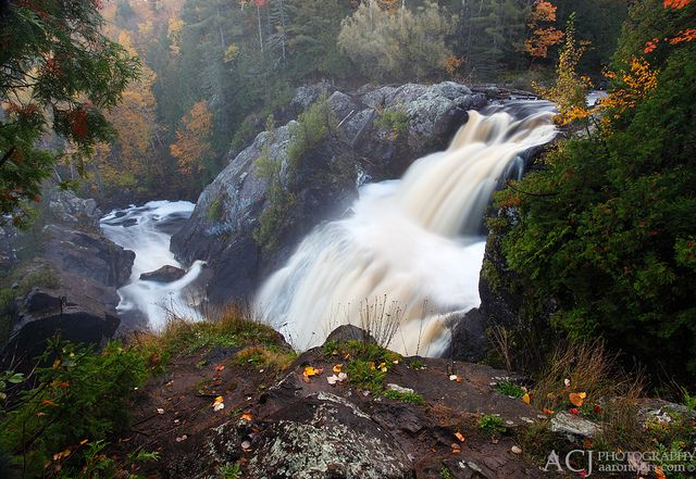 Gabbro Falls And The Black River Scenic Byway With Images Scenic Byway Scenic Places To Travel