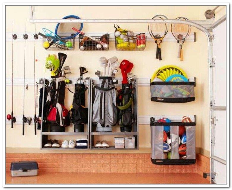 Golf Bag Storage Rack For Garage