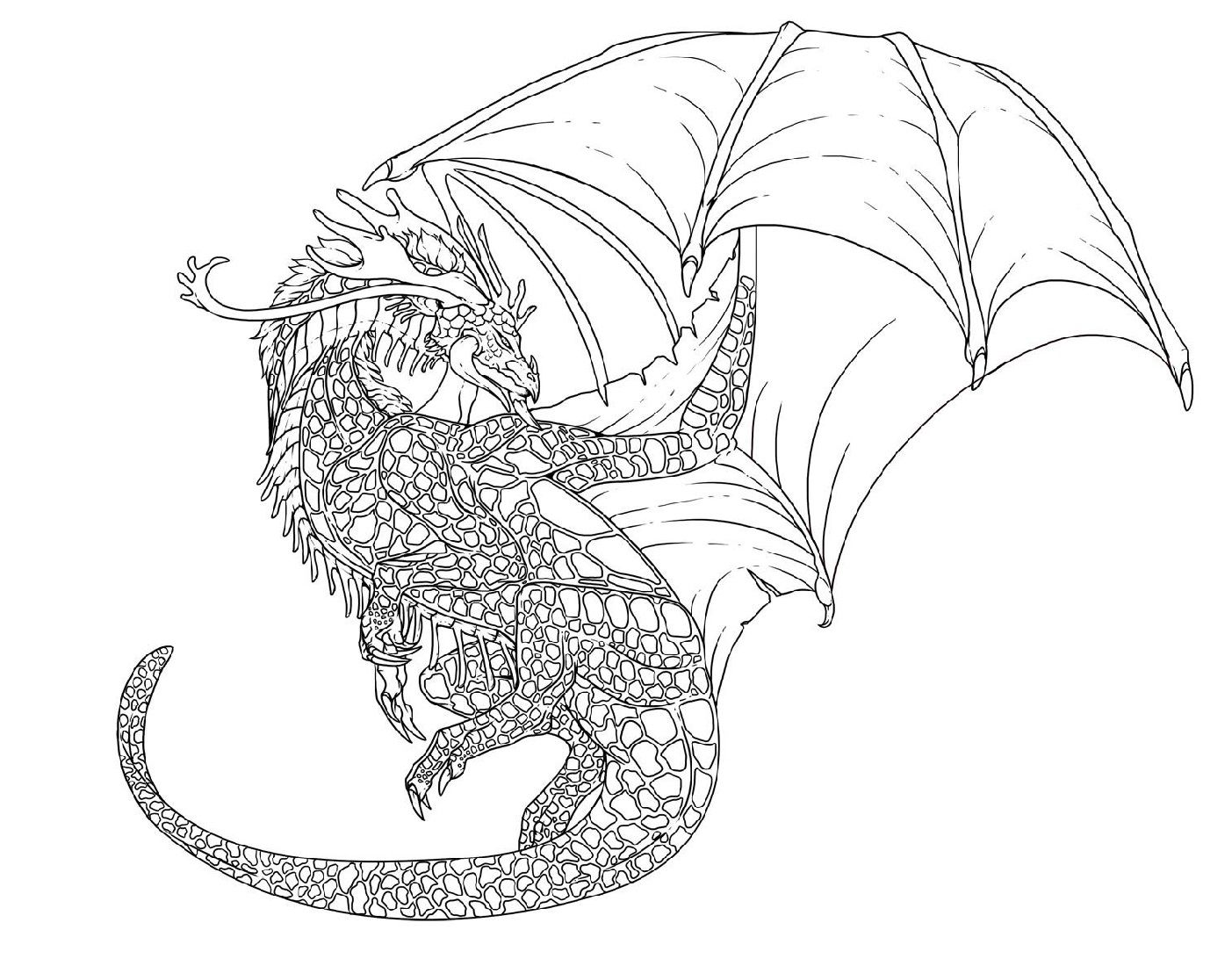 Awesome Dragon Coloring Pages To Print Dragon Coloring Page Coloring Pages To Print Coloring Pages