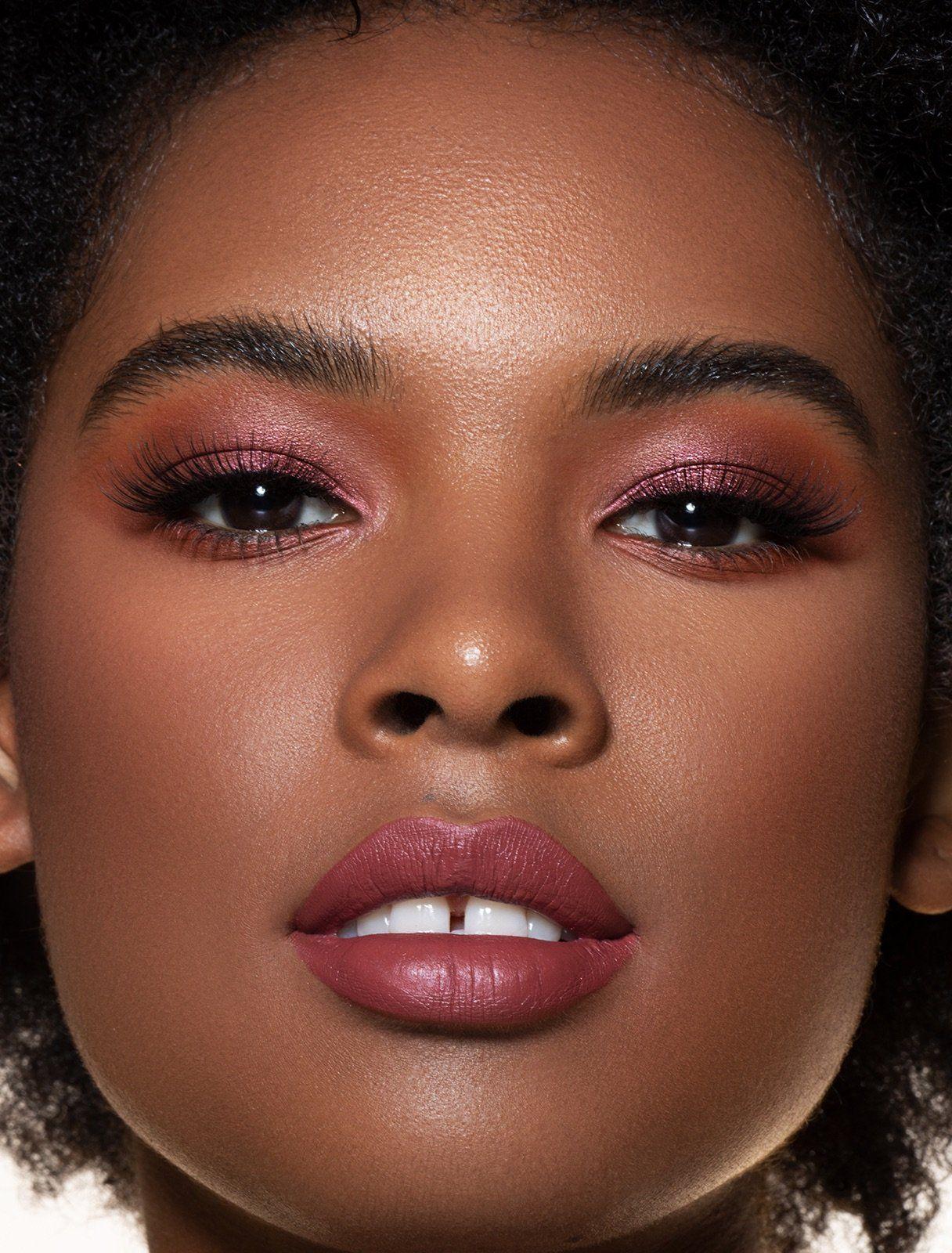 Eyeshadow Singles in 2020 Eyeshadow looks, Dark skin