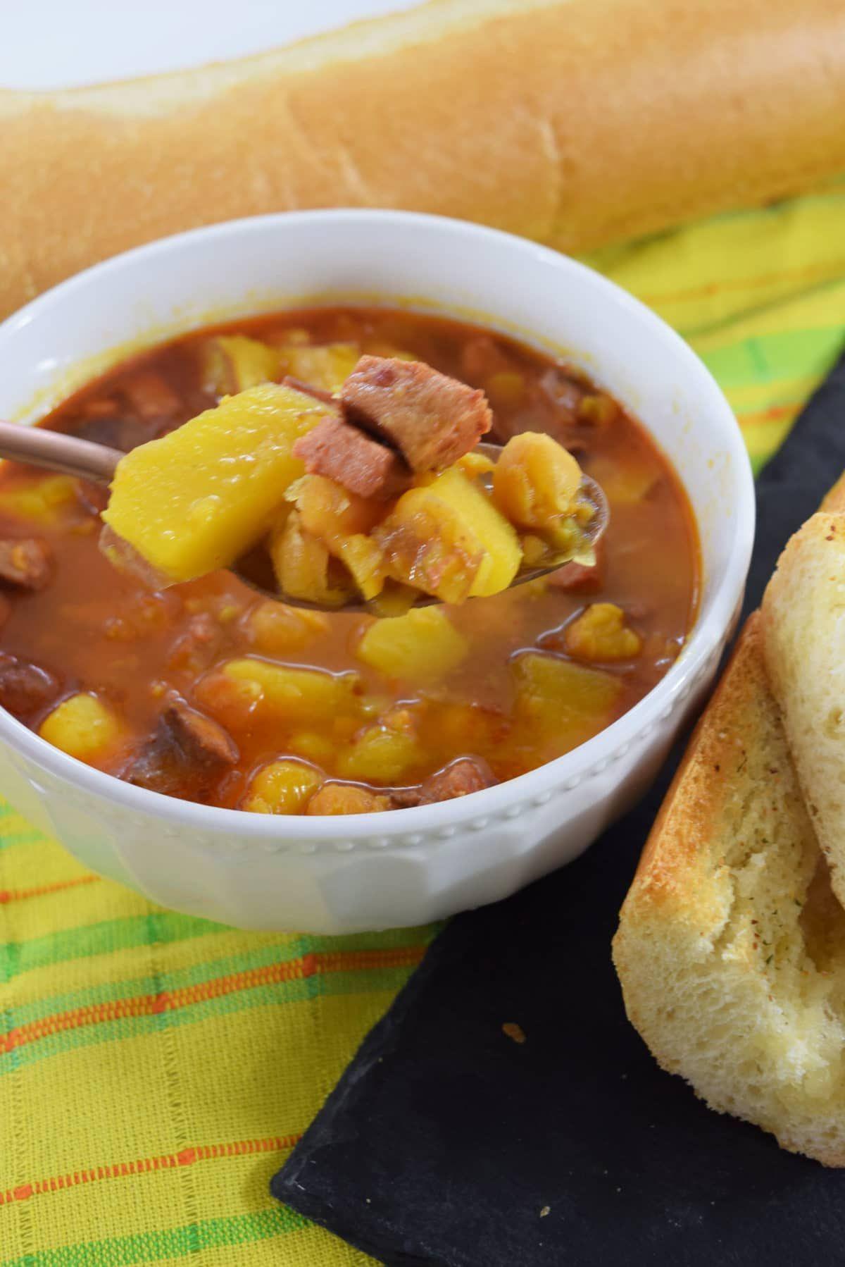 recipe: cuban soup recipes with garbanzo beans [22]