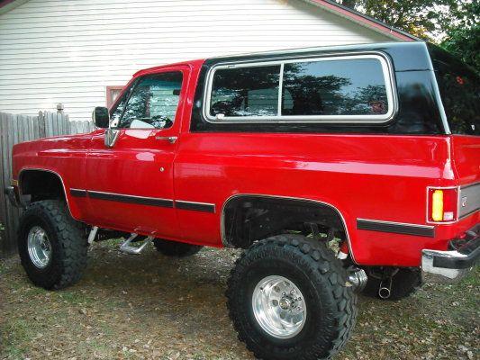 My 84 K5 Money Pit Page 4 Lifted Chevy Trucks Chevrolet Blazer Chevrolet Trucks