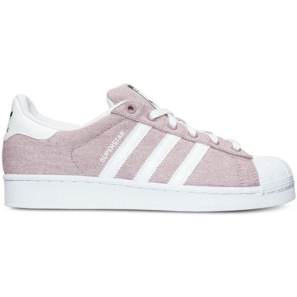 adidas Women s Superstar Casual Sneakers from Finish Line - Finish... ❤  liked on 06c1cde88
