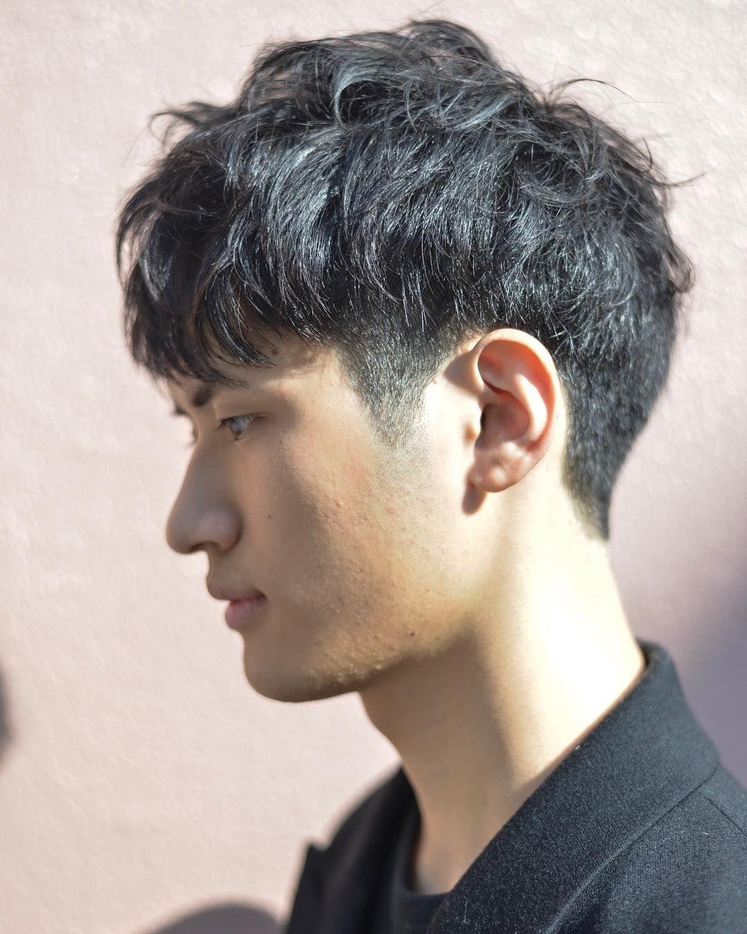 メンズヘア スタイル