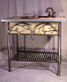 Custom Iron Furniture