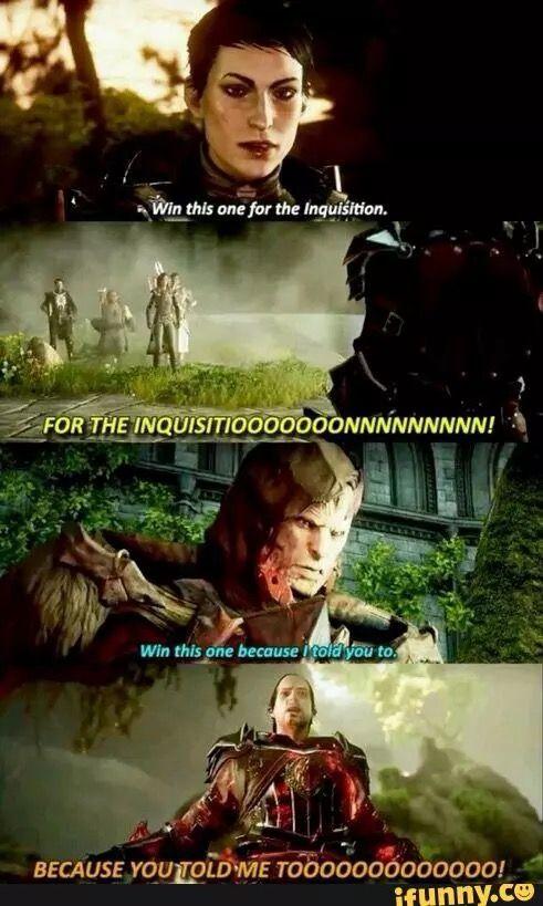 I M Crying Oh God Dragon Age Funny Dragon Age Memes