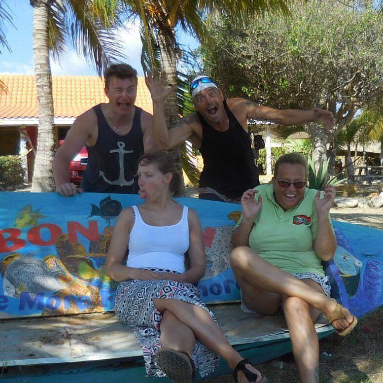 The crazy bends ...  #scuba #relaxedguideddives #tauchen #diving #fun #curacao