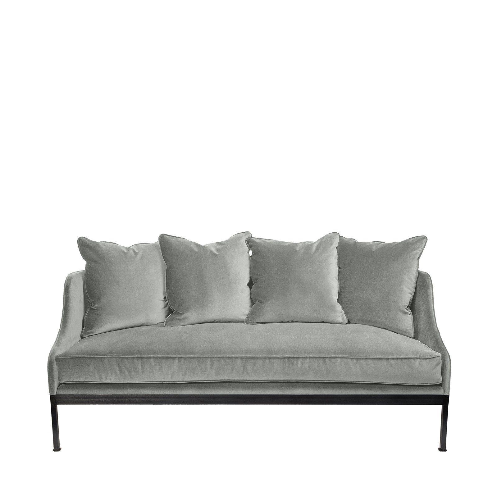 Metal Frame Sofa
