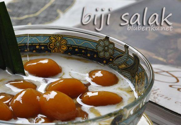 Biji Salak Food Made From Sweet Potato My Fav Ta Jil During Ramadhan Makanan Resep Masakan Indonesia