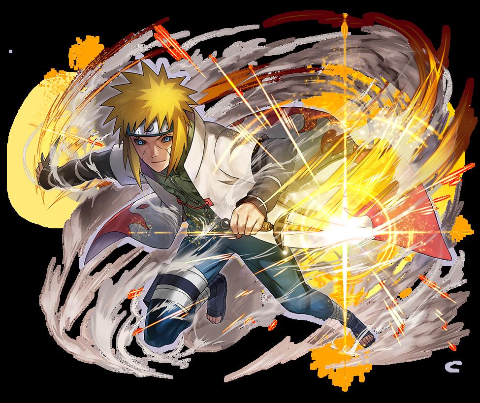 23+ Naruto Edo Tensei Minato Background