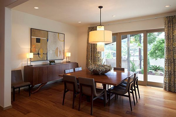 23 Unique Dining Room Table Designs  Square Tables Contemporary Cool Square Dining Room Table 2018