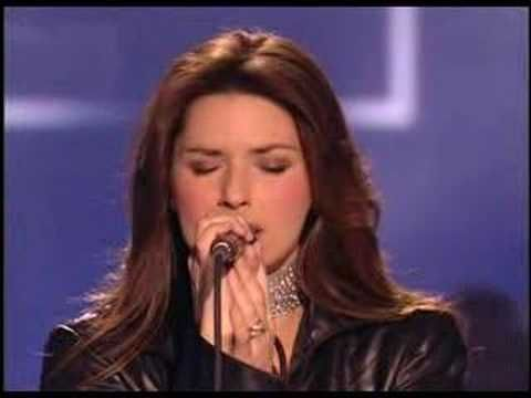 Shania Twain From This Moment On Was My Wedding Song 1