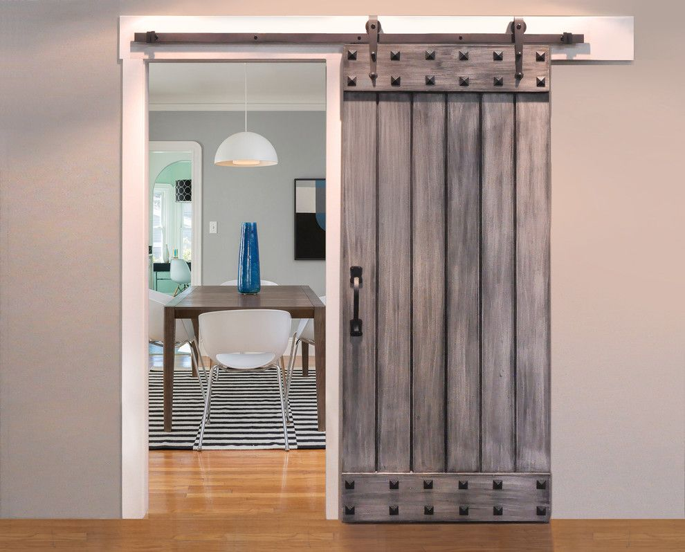 Sliding Room Dividers Dining Modern With Barn Door Hardware Doors