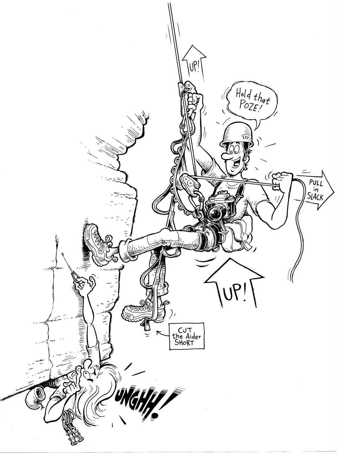 Mike Clelland Cartoons