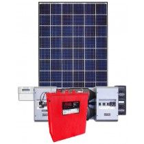 Outback Power VFXR 5,300 Watt Off Grid Solar System