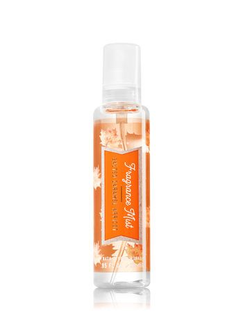 Signature Collection Salted Caramel Apricot Travel Size Fine Fragrance Mist Bath And Body Work Bath And Body Works Perfume Bath And Body Works Fragrance Mist