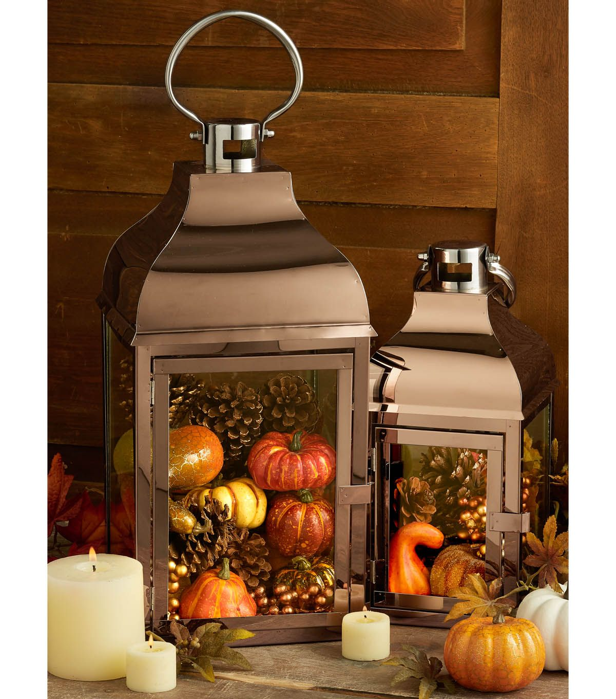 Home Fall Decorating Ideas 2840: Fall Projects With JOANN