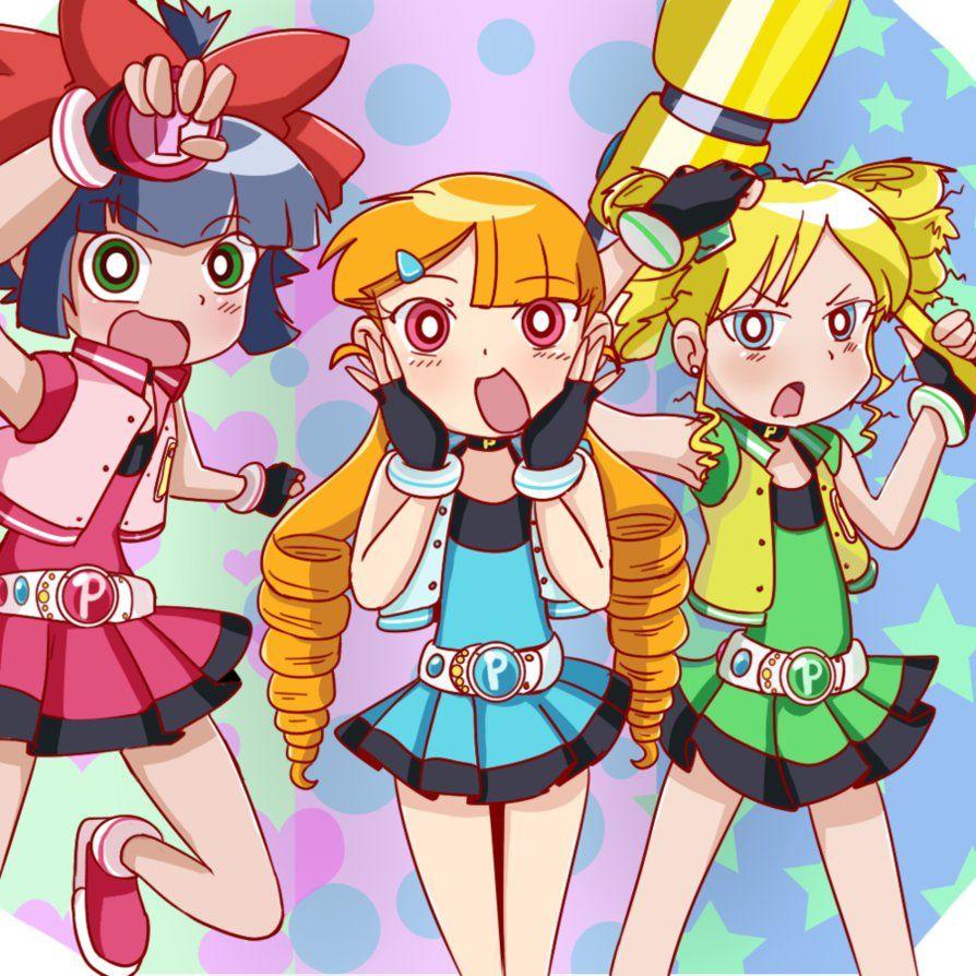 Teen powerpuff girls z