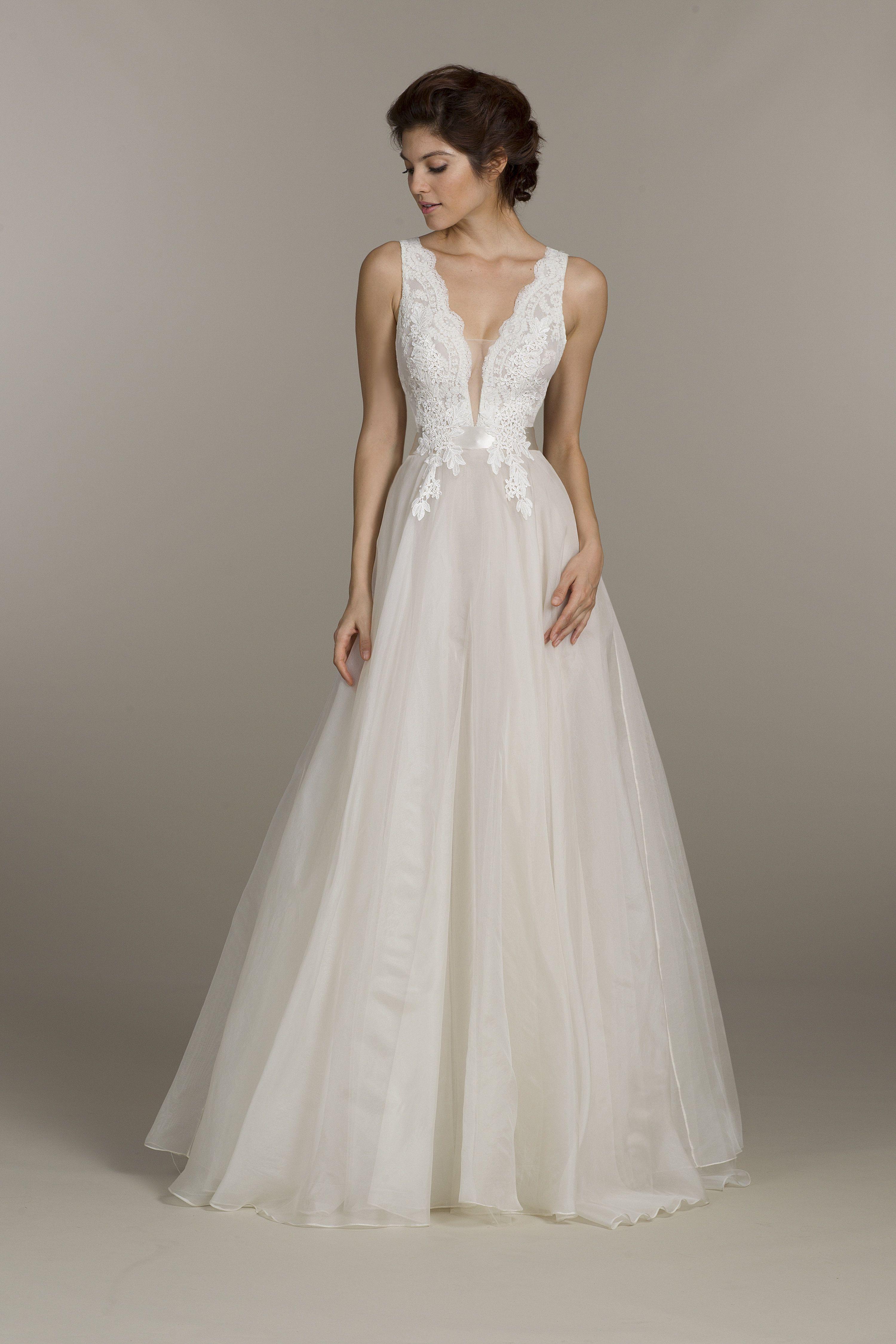 couture trouwjurk 2500 van het bruidsmode merk tara keely de van
