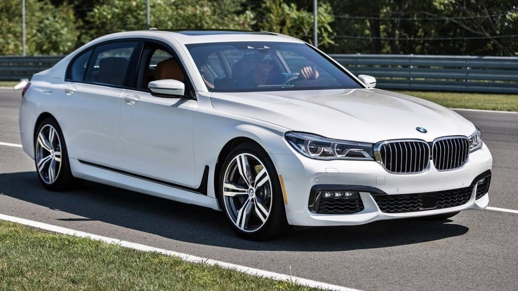Bmw Has The Tendency To Expose Its New Models Well Prior To Production In Fact Starts For Instance Purchasers Cannot G Bmw 7 Series Bmw Series Bmw Car Models