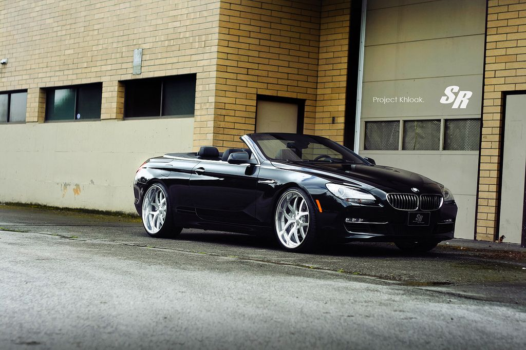 F12 F13 F06 Official MODIFIED 6 Series Convertible Coupe