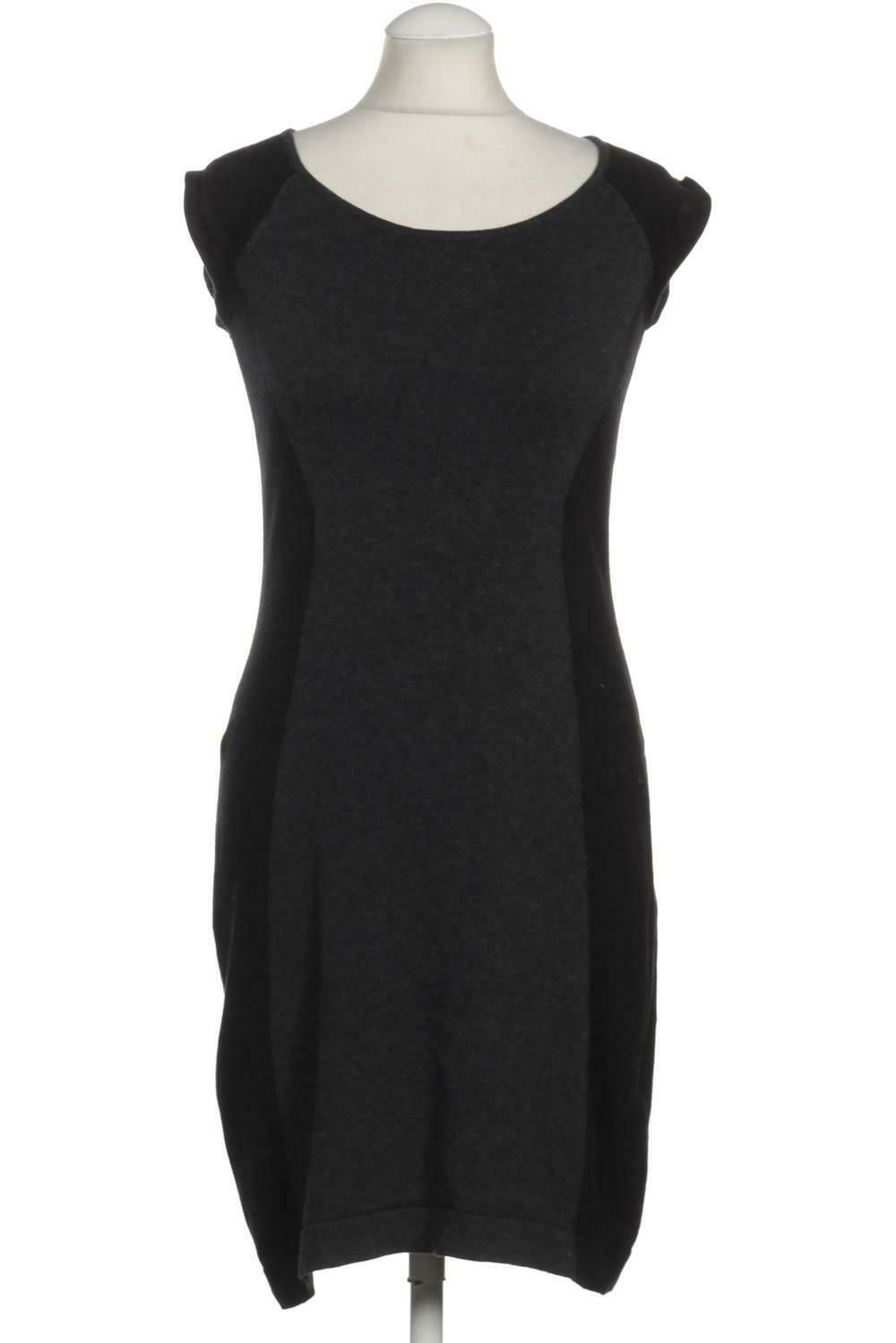 ZERO Kleid Damen Dress Damenkleid Gr. DE 12 Baumwolle schwarz
