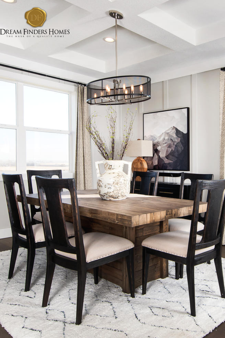 Communities Homes For Sale From Dream Finders Homes Formal Dining Room Home Dining Room Decor
